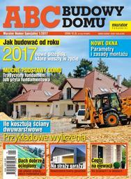 "NS 1/2017 ""ABC budowy domu"" KUP TEN NUMER"