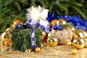 Nietypowy kształt ozdoby świątecznej