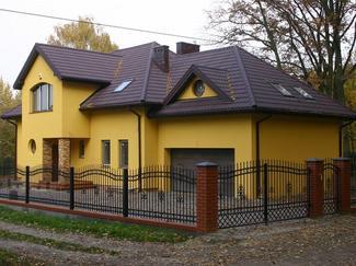 Elewacje domów: jakie wybrać kolory ścian?