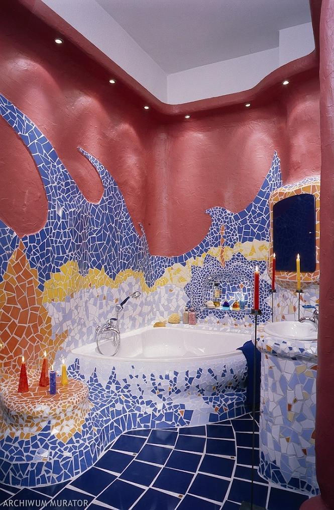 Łazienka niepowtarzalna