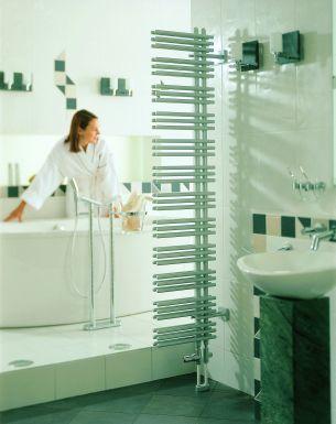 grzejnik drabinkowy w łazience