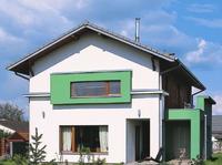 Elewacja zewnętrzna domu