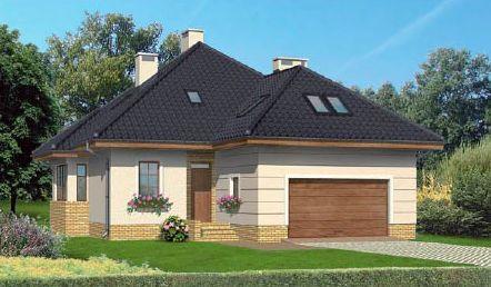 Dom dla rodziny z osoba starszą