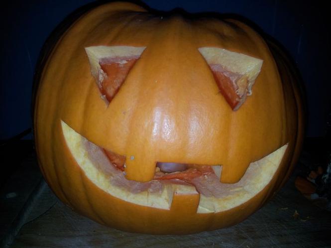 Dynia na Halloween, czyli Jack O Lantern