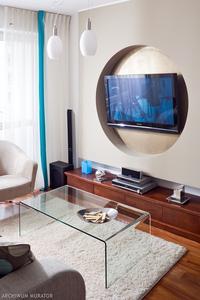 Telewizor w eleganckiej oprawie