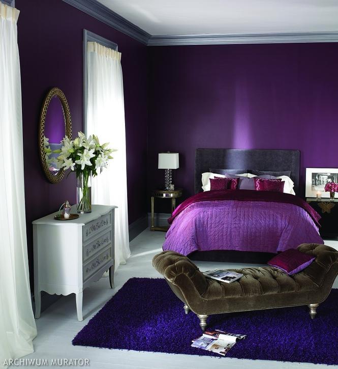 Sypialnia niczym buduar