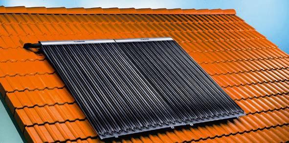 Domowe instalacje - nowoczesne rozwiązania - kolektory słoneczne