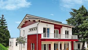 Dach dwuspadowy w domach nowoczesnych i tradycyjnych. Zdjęcia domów z dachami dwuspadowymi