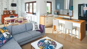 Połączenie kuchni z pokojem dziennym - formalności