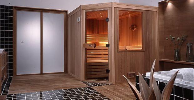 Sauna - zdrowa przyjemność