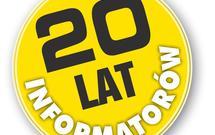 Test wiedzy branżowej – świętuj z nami 20-lecie informatorów!