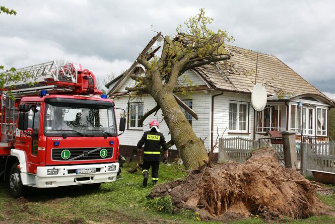 Trąba powietrzna: czy dom ma szansę w starciu z nawałnicą?