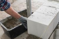 Murowanie z bloczków silikatowych