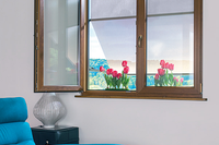 Markizy do okien pionowych - skuteczna ochrona przed promieniami słonecznymi