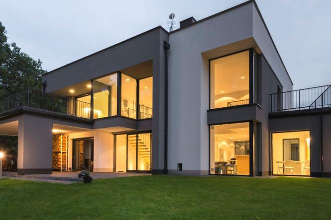 Okna do domów nowoczesnych