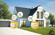 Ściany zewnętrzne - z czego zbudować ciepły dom?