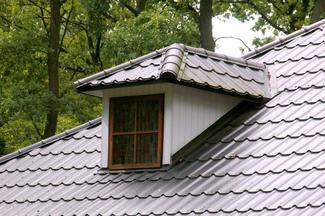 Pokrycie dachowe z blachodachówki