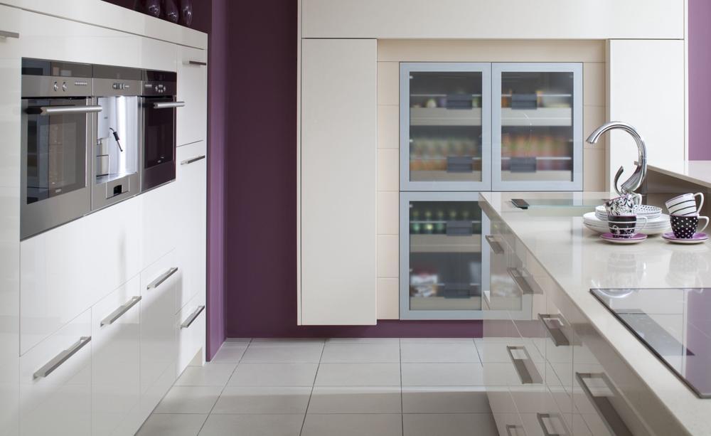 Galeria zdjęć  Nowoczesna kuchnia najnowsze trendy w projektowaniu kuchenny