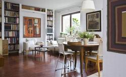 Obrazy w mieszkaniu. Aranżacja wnętrza nie tylko dla artystów. Zdjęcia