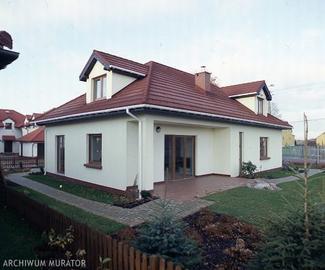 Dom z poddaszem 2