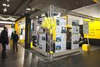 <p>Stoisko Muratora na Budmie 2013 i wystawa projektów konkursowych Energooszczędny Dom Dostępny.</p>